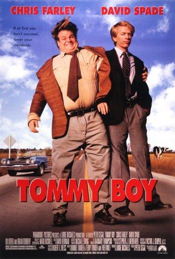 Смотреть Увалень Томми онлайн в HD качестве 720p