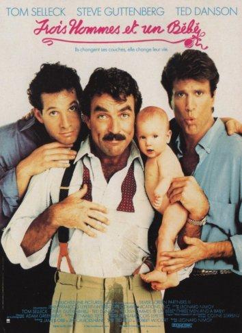 Смотреть Трое мужчин и младенец онлайн в HD качестве 720p