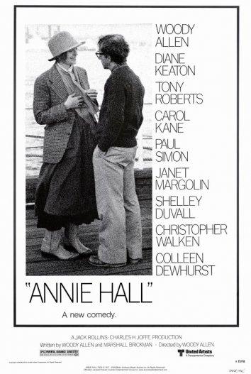 Смотреть Энни Холл онлайн в HD качестве 720p