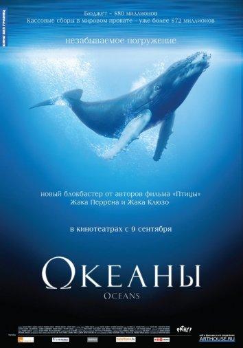Смотреть Океаны онлайн в HD качестве 720p