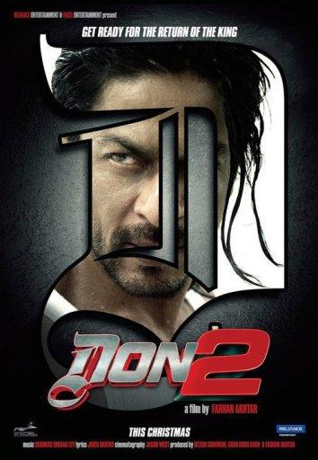 Смотреть Дон. Главарь мафии 2 онлайн в HD качестве 720p