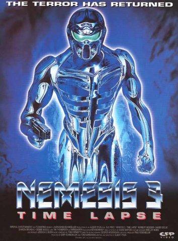 Смотреть Немезида 3: Провал во времени онлайн в HD качестве 720p