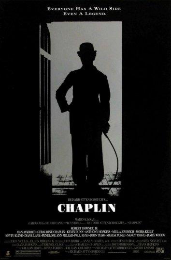 Смотреть Чаплин онлайн в HD качестве 720p
