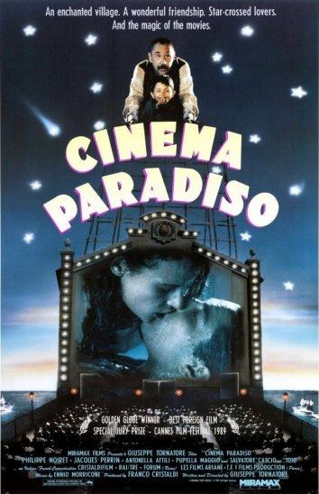 Смотреть Новый кинотеатр «Парадизо» онлайн в HD качестве 720p