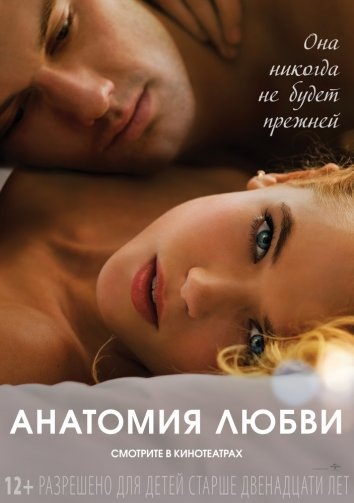 Смотреть Анатомия любви онлайн в HD качестве 720p