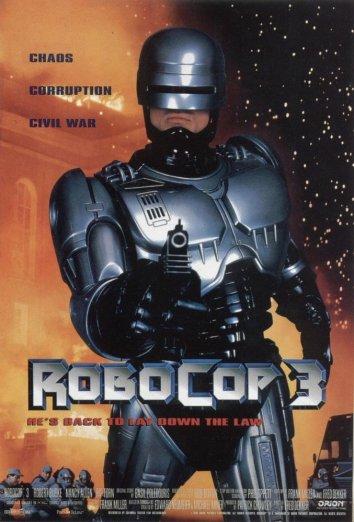 Смотреть Робокоп 3 онлайн в HD качестве 720p