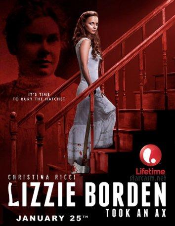 Смотреть Лиззи Борден взяла топор онлайн в HD качестве 720p