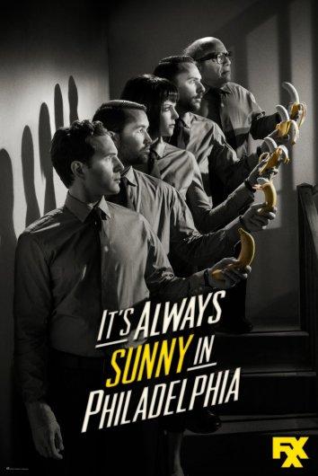 Смотреть В Филадельфии всегда солнечно онлайн в HD качестве 720p