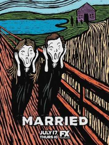 Смотреть В браке / Женаты / Женатые онлайн в HD качестве 720p