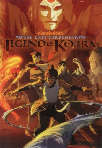 Смотреть Легенда о Корре онлайн в HD качестве 720p