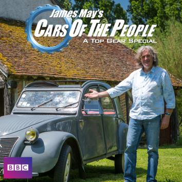 Смотреть Народные автомобили с Джеймсом Мэем онлайн в HD качестве 720p