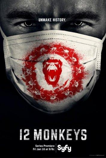 Смотреть 12 обезьян онлайн в HD качестве 720p