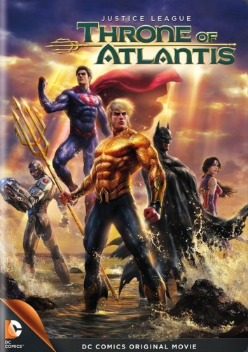 Смотреть Лига Справедливости: Трон Атлантиды онлайн в HD качестве 720p