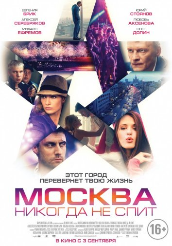 Смотреть Москва никогда не спит онлайн в HD качестве 720p