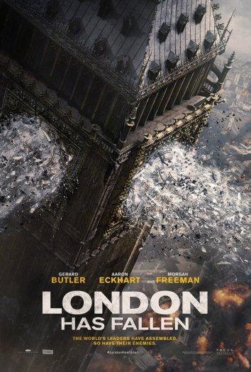 Смотреть Падение Лондона онлайн в HD качестве 720p