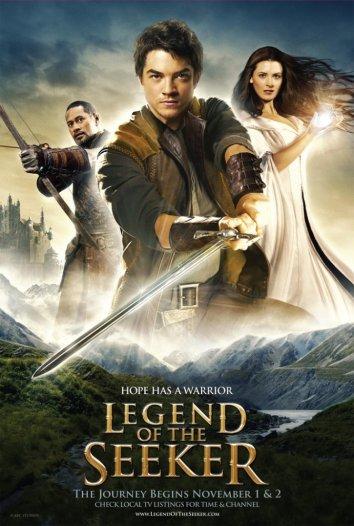 Смотреть Легенда об Искателе онлайн в HD качестве 720p