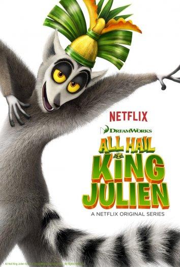 Смотреть Да здравствует король Джулиан онлайн в HD качестве 720p