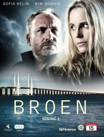 Сериал Мост 1-3 сезон (HD Сериал 2015)