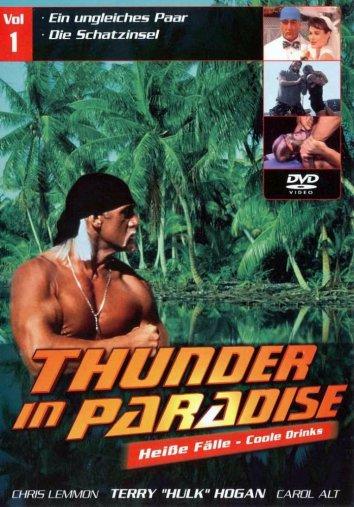 Смотреть Гром в раю онлайн в HD качестве 720p
