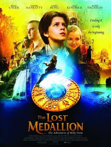 Смотреть Пропавший медальон онлайн в HD качестве 720p