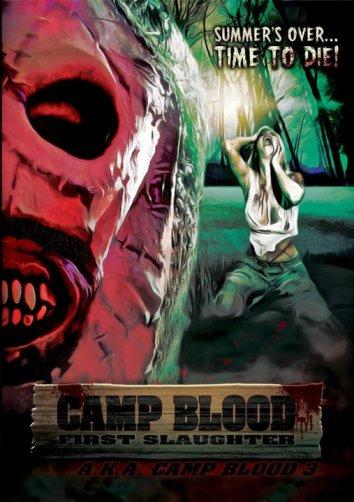 Смотреть Кровавый лагерь: Первая резня онлайн в HD качестве 720p