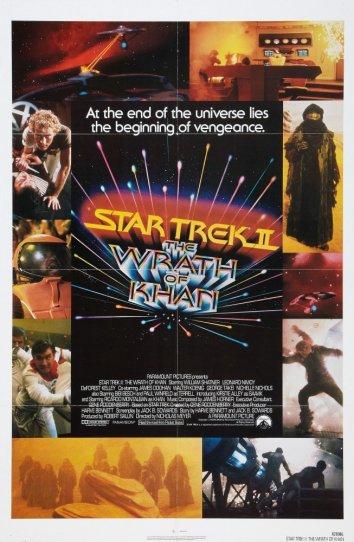 Смотреть Звездный путь 2: Гнев Хана онлайн в HD качестве 720p