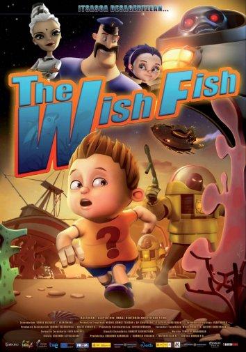 Смотреть Месть волшебной рыбки онлайн в HD качестве 720p