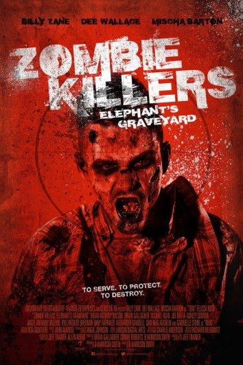 Смотреть Убийцы зомби: Кладбище слонов онлайн в HD качестве 720p