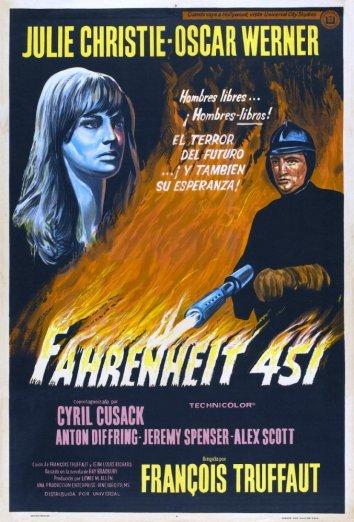 Смотреть 451º по Фаренгейту онлайн в HD качестве 720p