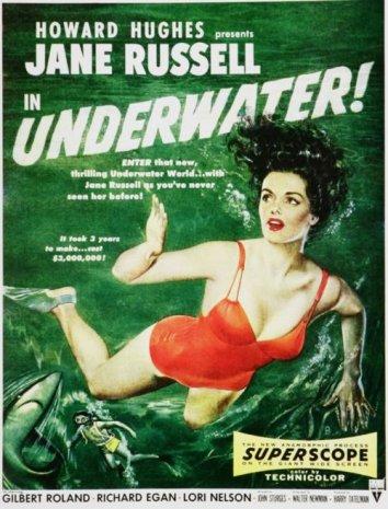 Смотреть Под водой! онлайн в HD качестве 720p