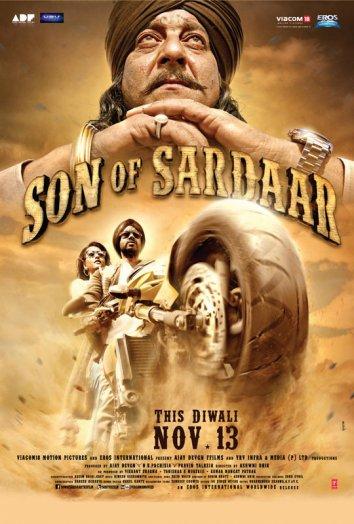 Смотреть Сын Сардара онлайн в HD качестве 720p