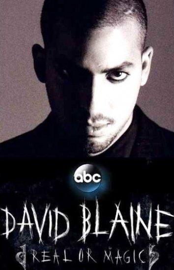 Смотреть Дэвид Блейн: Реальность или магия онлайн в HD качестве 720p