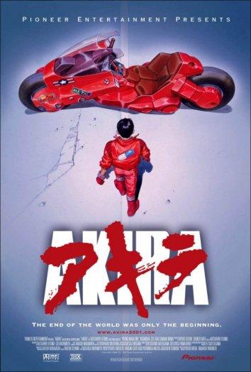 Смотреть Акира онлайн в HD качестве 720p