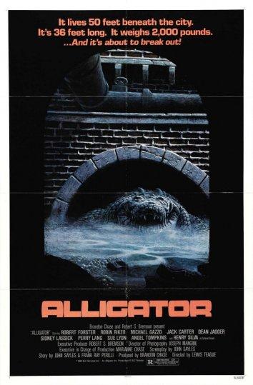 Смотреть Аллигатор онлайн в HD качестве 720p