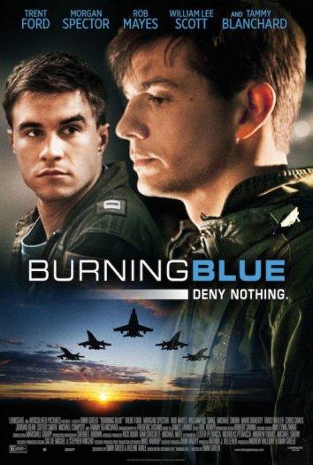 Смотреть Горящая синева онлайн в HD качестве 720p