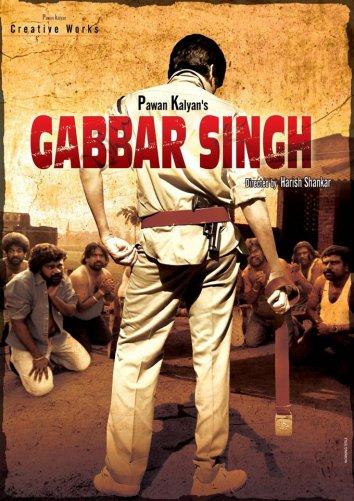 Смотреть Габбар Сингх онлайн в HD качестве 720p