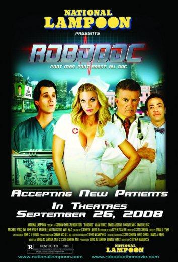 Смотреть Доктор Робот онлайн в HD качестве 720p