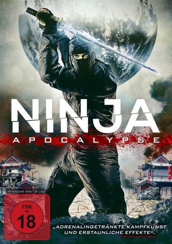 Смотреть Ниндзя апокалипсиса онлайн в HD качестве 720p