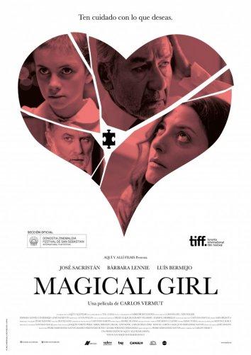 Смотреть Волшебная девочка онлайн в HD качестве 720p