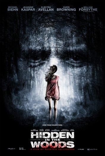 Смотреть Спрятанный в лесу онлайн в HD качестве 720p