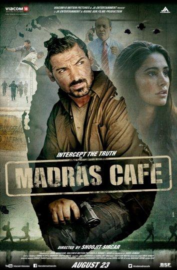 Смотреть Кафе «Мадрас» онлайн в HD качестве 720p