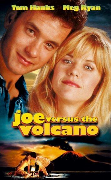 Смотреть Джо против вулкана онлайн в HD качестве 720p