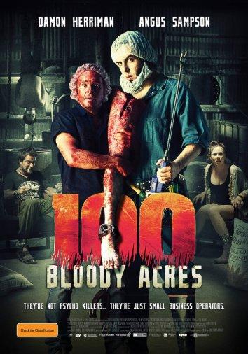 Смотреть 100 кровавых акров онлайн в HD качестве 720p