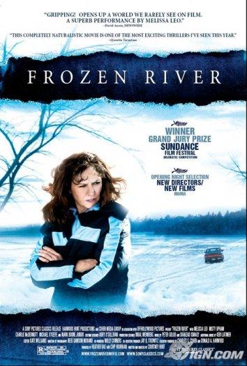 Смотреть Замерзшая река онлайн в HD качестве 720p