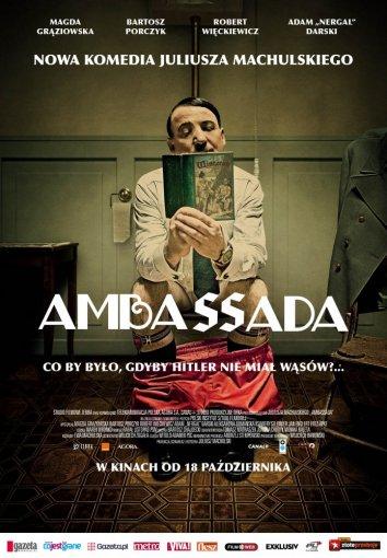 Смотреть ПосольССтво онлайн в HD качестве 720p