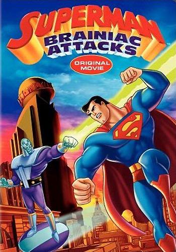 Смотреть Супермен: Брэйниак атакует онлайн в HD качестве 720p