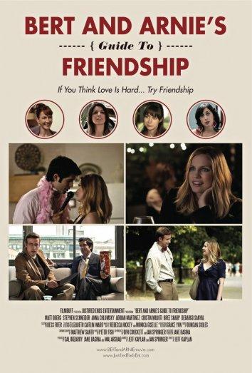 Смотреть Советы о дружбе от Берта и Арни онлайн в HD качестве 720p