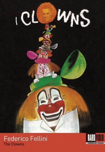 Смотреть Клоуны онлайн в HD качестве 720p