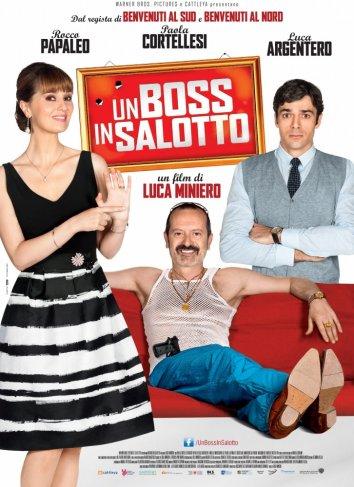 Смотреть Босс в гостиной онлайн в HD качестве 720p