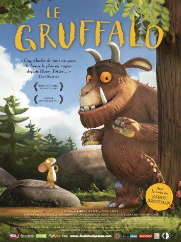 Смотреть Груффало онлайн в HD качестве 720p